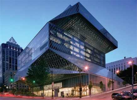 Seattle Spotlight: Seattle Central Library