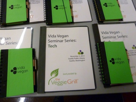 Vida Vegan Tech Seminar Round-Up