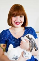 Kelly Peloza, Vegan Cookie Conneisseur