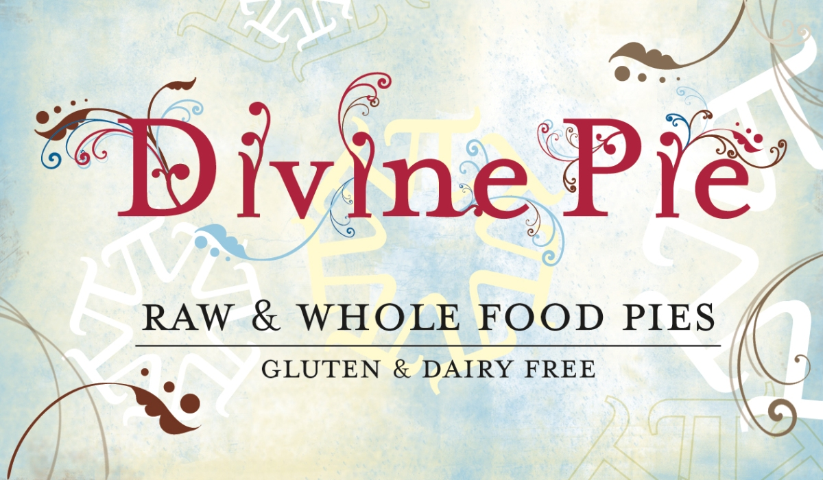 Divine Pie for the Portland Vegan Breakfast Showcase at VVC II