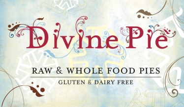 Divine Pie for the Portland Vegan Breakfast Showcase at VVC II