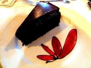 amazing vegan chocolate cake