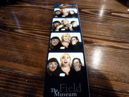 Month of Memories: Chicago Field Museum Photobooth