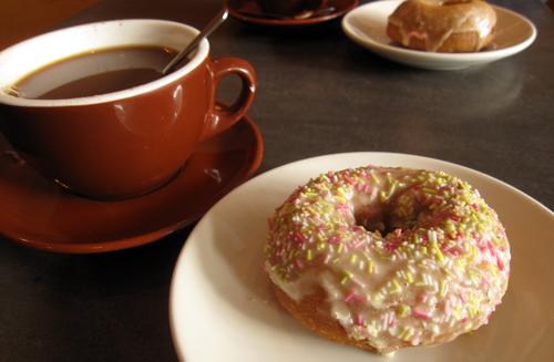 SEA doughnut