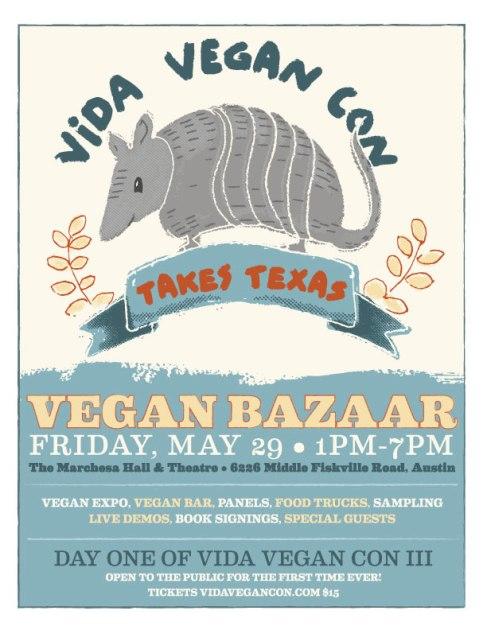 Vida Vegan Con presents Vegan Bazaar