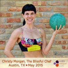 Christy Morgan VVC speakers