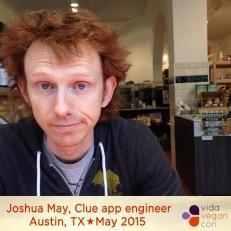 Joshua May VVC speakers