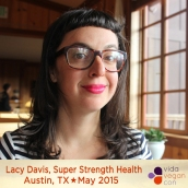 Lacy Davis VVC speakers