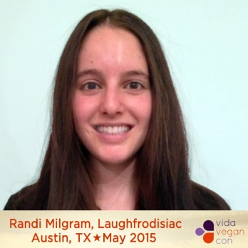 Randi Milgram VVC speakers