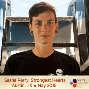 Sasha Perry VVC III 2015 speakers