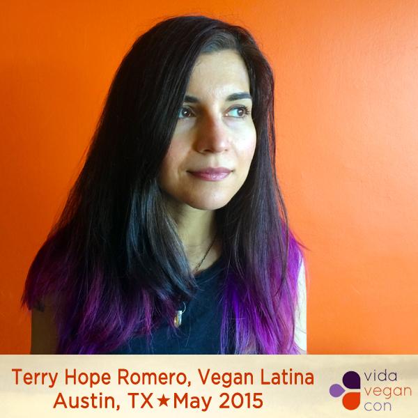 Terry Hope Romero VVC speakers