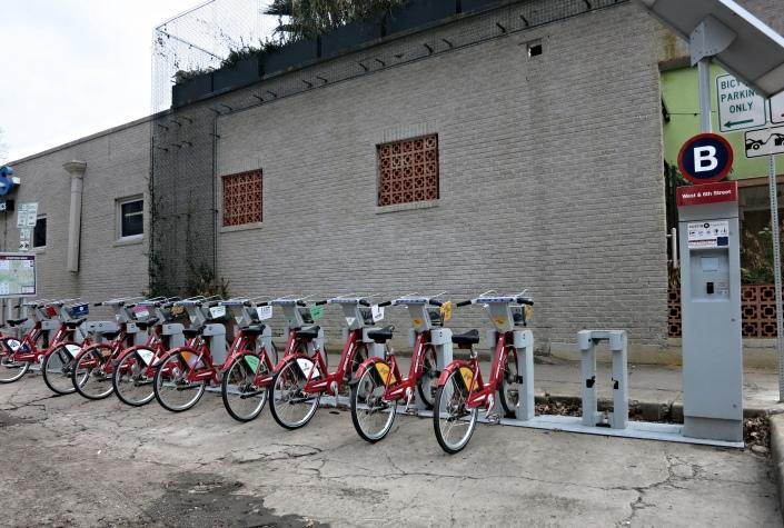 Austin B-Cycles