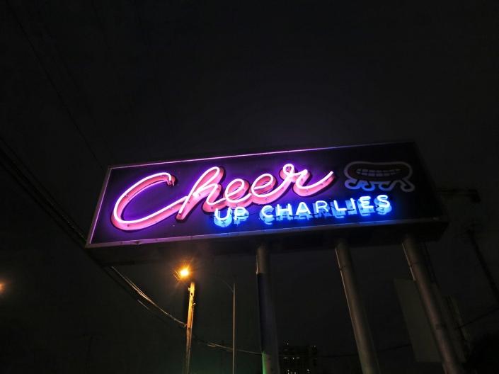 Cheer Up Charlie's bar